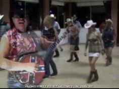 Country as Can Be LINE DANCE (español).wmv