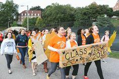 Fall Fest Parade 2014