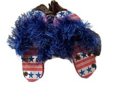 Mothers Day SALE   Patriot Girls Flip Flops with by Shelly6262, $7.61