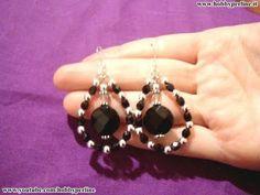 Orecchini Onice | Perline per Principianti - HobbyPerline.com