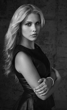 Claire Holt aka Rebekah Mikaelson (The Vampire Diaries)