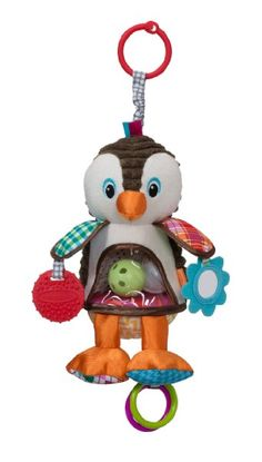 Penguin Jingle Belly Toy
