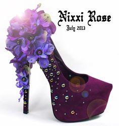Bizarros-Nixxi Rose