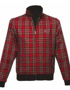 Merc Jenkins Reversible Mod Harrington Jacket