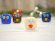 Happy little bird buddies fridge magnets :)