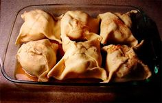 These apple dumplings are absolutely delicious but very time consuming to make. In the end they so worth it!!!!