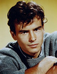Horst Buchholz (1933 – 2003) ~ German actor - one of my first loves