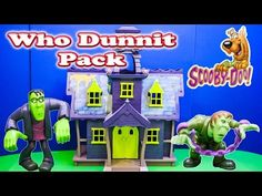 TV Commercial - Pressman Toys - Scooby Doo Mystery Mine Board Game - YouTube