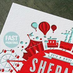 black letterpress business card http://www.fastprinting.com.au/