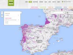 Vizzuality, la startup española 'detrás' de los mapas de deforestación de Google  http://www.genbeta.com/p/111134