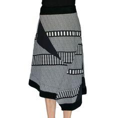 ALE Ασύμμετρη κλοσαριστή φούστα - TOPTENFASHION.gr - 39 € 382a59bcb1d