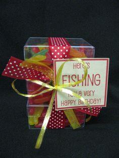 """Fishing"" you a very happy birthday"