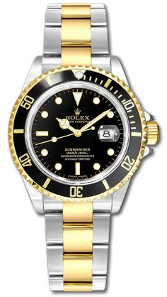 Rolex Oyster Perpetual Submariner Date 16613