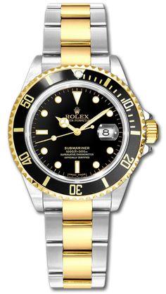 947164477b0 Rolex Oyster Perpetual Submariner Date 16613 Rolex Submariner 16610