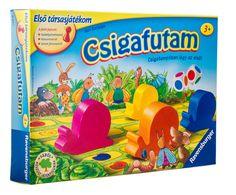 Csigafutam- társasjáték | Pandatanoda.hu