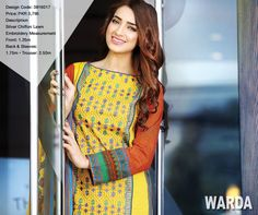 Fashobazar team comes with the Warda Valentine Day Preview Collection 2016-17 for Girls week special. Warda has started the work in clothing fashion in 2006 and yet work in this field. Warda is one…