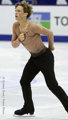 Adam Rippon  worlds 2012, FS
