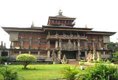 Nama Rumah Adat di Indonesia 34 Provinsi