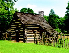 Schoenbrunn Village showcases the history of Ohio - it was the state's first settlement. You can find it inside Ohio's Amish Country!