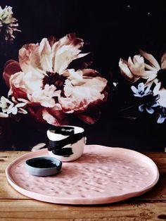 Kaz Morton · Peony Collection — The Design Files | Australia's most popular design blog.