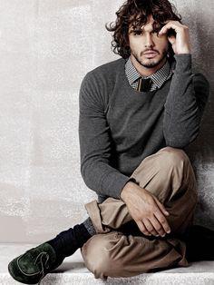 AVVA Fall Winter 2012.13  #men #fashion #mensfashion #man #outfit #fashion #style #mensfashion #inspiration #handsome