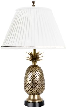 Pineapple Bedside Lamp   Google Search | Small Bedroom Ideas | Pinterest |  Bedrooms And Lights