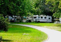 NASCAR RV Resorts At Stonebridge at Maggie Valley, North Carolina