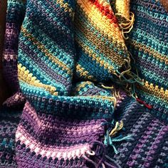 Learn how to make a temperature blanket and check out this list of awesome non-traditional temperature blanket and project ideas!