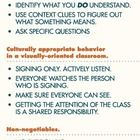 """ASL Classroom Standards. Your """"constitution"""" of the ASL classroom. """"There's something about having these guidelines in print and hanging up from da..."""