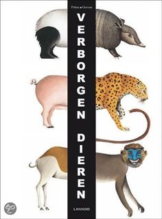 bol.com | Verborgen dieren, ... Pittau | 9789020978476 | Boeken