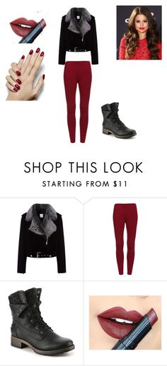 """""""look who's being a bad ass"""" by matty1167 on Polyvore featuring La Bête and Fiebiger"""