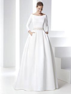 Couture-Brautkleider von Top-Designern   miss solution Bildergalerie - Patricia by RAIMON BUNDÓ