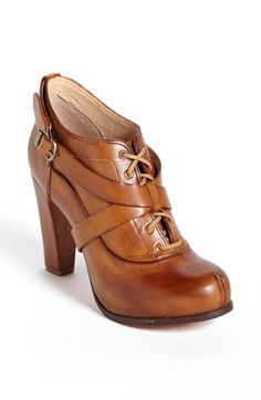 So 16th Century. Love it!  Timberland 'Marge Ox' Platform Bootie available at #Nordstrom