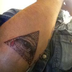 This is my new ink....