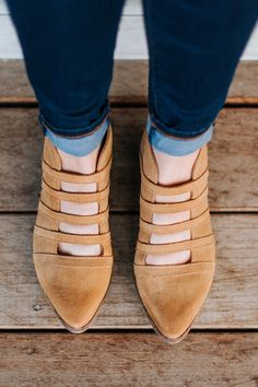 Free People: Swept Away Ankle Boot