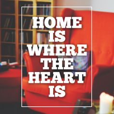 What do you love about your home?