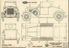 ford a | SMCars.Net - Car Blueprints Forum