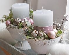 Image 0 – Spring decoration – # Spring decoration – Famous Last Words Christmas Candle Decorations, Diy Easter Decorations, Christmas Candles, Christmas Crafts, Christmas Ornaments, Gold Christmas, Deco Floral, Decorating With Pictures, Easter Crafts