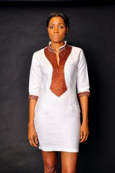 NEW African ONKAH Dress by AFRICANISEDSHOP on Etsy
