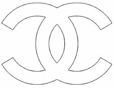 Ideas for fashion logo inspiration coco chanel Chanel Party, Chanel Birthday Party, Chanel Wedding, Dress Wedding, Wedding Hair, Chanel Logo, Art Chanel, Chanel Cake, Chanel Style