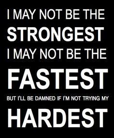 i am trying my hardest.
