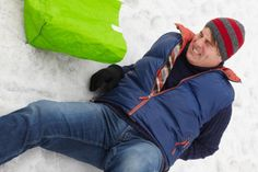 Slips, Trip and Falls - Winter Safety Tips