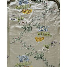 Gown      Place of origin:      Spitalfields, England (woven)     Date:      1740s (made)     1780s (altered)     Artist/Maker:      Anna Maria Garthwaite, born 1690 - died 1763 (textile, designer)