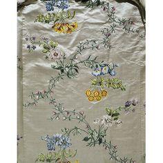 Gown      Place of origin:      Spitalfields, England (woven)     Date:      1740s (made)     1780s (altered)     Artist/Maker:      Anna Maria Garthwaite, born 1690 - died 1763 (textile, designer)