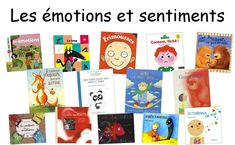 Work on emotions and feelings through youth albums in cycle 1 Read In French, Learn French, French Articles, Cycle 1, First Year Teaching, Album Jeunesse, Core French, Petite Section, Les Sentiments