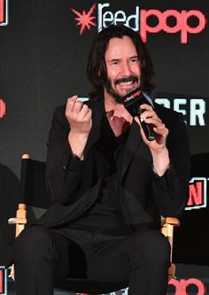"""Keanu Reeves Photos - Director Matthew Ross, Pasha D. Lynchnikoff, Ana Ularu,Keanu Reeves and Veronica Ferres attend the""""Siberia"""" New York Premiere at The Metrograph on July 2018 in New York City. - 'Siberia New York Premiere Keanu Reeves Movies, Keanu Reeves Quotes, Keanu Reeves John Wick, Keanu Charles Reeves, John Wick Hd, Keanu Reaves, Louis Vuitton Speedy 30, Attractive People, Celebs"""