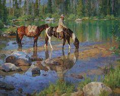 "Artist - Jason Rich - ""Traveler on the Backroads"""