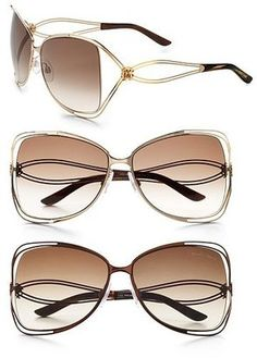 eb57fc5da4d6a9 Roberto Cavalli Metal Butterfly Frame Sunglasses Lunette De Vue, Sacs À  Main Burberry, Lunettes