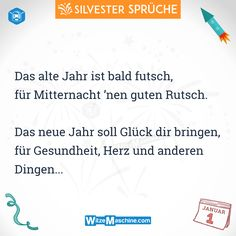 silvestersprüche lustig   Silvestersprüche - Lustige Silvester Sprüche - Guten Rutsch