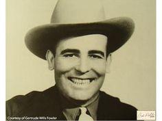 Bob Wills Publicity Photo - taken around 1942